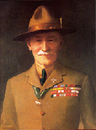 Lord Baden Powell - UK