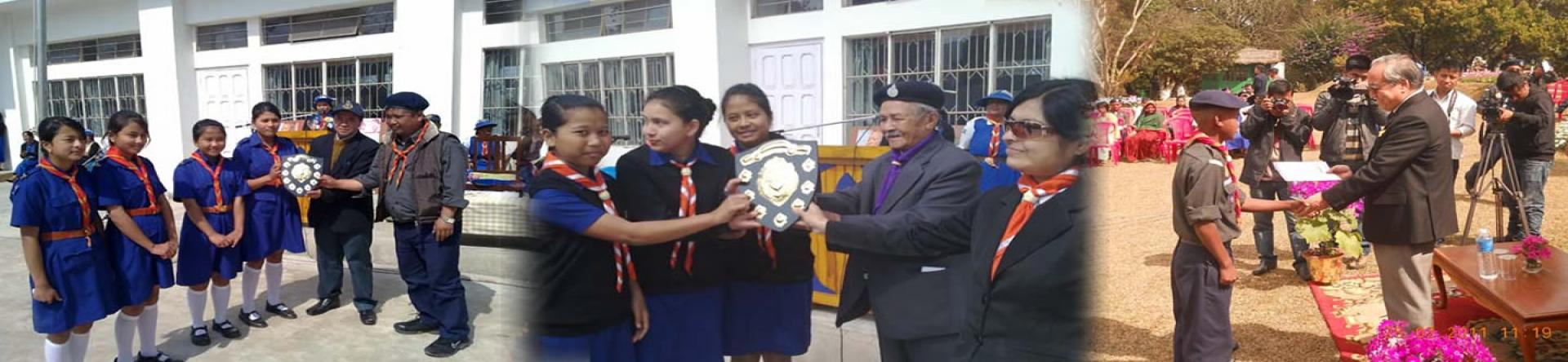 Bharat Scouts and Guides in Meghalaya 3
